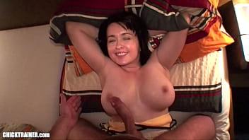 Жаркий анальный секс с русской шалавой ольгой